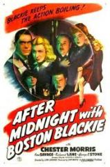 After Midnight with Boston Blackie 1943 DVD - Chester Morris / Richard Lane